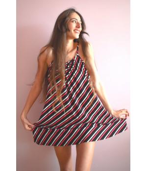 Ежедневна рокля Червило